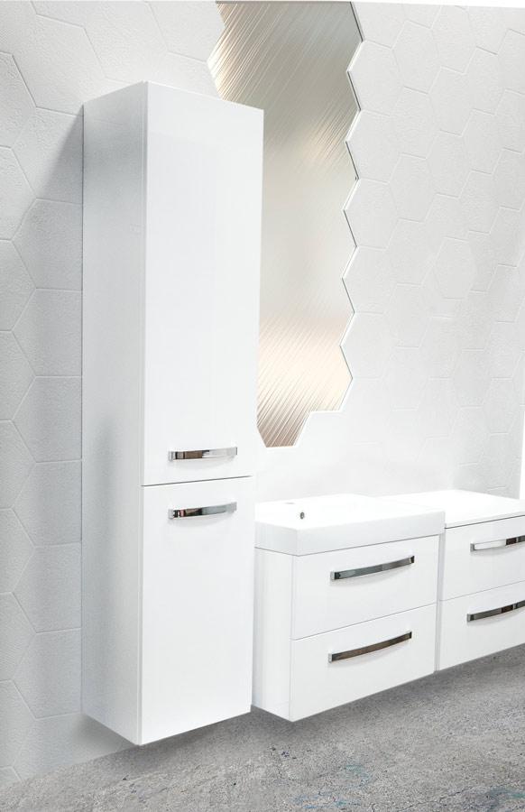 Seria mebli łazienkowych SOLID